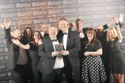 We're so pleased when one of our clients wins another award!